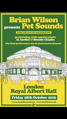 London UK 10-28-16 113 (Christopher Stuba) Tags: brianwilsonlive england greatbritan london petsounds50 royalalberthall unitedkingdom