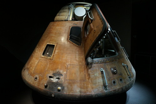 "Apollo 14 Capsule • <a style=""font-size:0.8em;"" href=""http://www.flickr.com/photos/28558260@N04/22786332992/"" target=""_blank"">View on Flickr</a>"