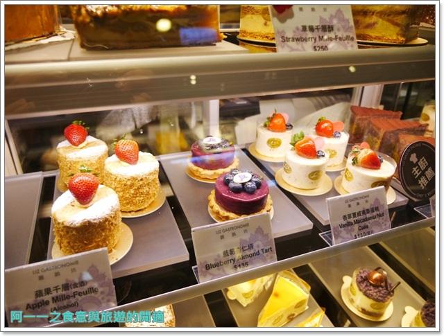 麗緻巴賽麗.下午茶.舒芙蕾.台中新光三越美食.蛋糕image009