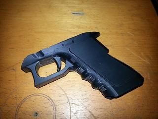 Pistol Grip Printed