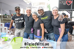 Packed with Love Festive Drive - Stop Hunger Now