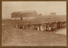 Ft Winnebago Commissary on Fox River