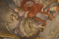 Borremans nell'Oratorio della Carita' di S. Pietro ai Crociferi (costagar51) Tags: italy italia arte sicily palermo sicilia storia