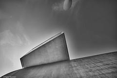 Rom  MAXXI 3 b&w (rainerneumann831) Tags: abstrakt blackwhite linien maxxi museum rom