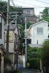 tokyo5999 (tanayan) Tags: urban town cityscape tokyo jyujyo japan nikon j1    road street alley