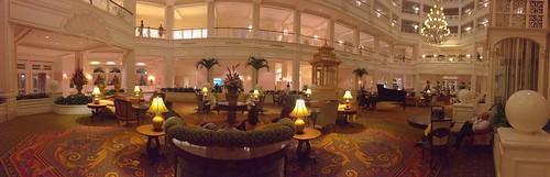 A Grand Lobby