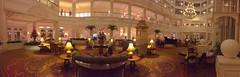A Grand Lobby (Thanks for over 2 million views!!) Tags: disneysgrandfloridianresort disneysgrandfloridianresortspa lobby disney disneyworld waltdisneyworld wdw chadsparkesphotography iphonecamera iphonese panaramic panaroma panoramic