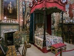 Burghley House Bedroom, Stamford (Bob Radlinski) Tags: burghleyhouse england europe greatbritain lincolnshire stamford uk travel