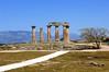 αρχ κορινθος-ναος απολλωνα