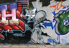 graffiti amsterdam (wojofoto) Tags: graffiti amsterdam nederland holland netherland wojofoto wolfgangjosten streetart ndsm kash