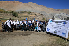 Peace Trek 2016 (UNEP Disasters & Conflicts) Tags: 2016 peacetrek peaceday internationaldayofpeace afghanistan bamyan kohebabamountains nepa