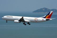 Philippine Airlines RP-C8765 (Howard_Pulling) Tags: hongkong airport hk china howardpulling nikon d7200 camera picture transport asia