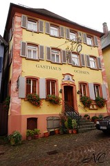 Beautiful Guesrhof (Nancleve) Tags: germany vacation houses buildings fall colour ettenheim
