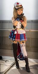 _MG_2765 (Mauro Petrolati) Tags: kotori minami love live cosplay cosplayer laura muse romics 2016 ottobre school idol project