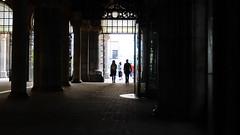 (Lin ChRis) Tags: netherlands holland travel modern dark trip   gallery reflex people