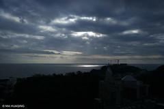 Morning by the Sokcho beach ( ) Tags:             sokcho gangwondo korea south sea sunlight clouds
