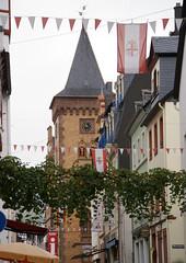 Zell, Balduinstrae und Rathaus (HEN-Magonza) Tags: zell mosel moselle rheinlandpfalz rhinelandpalatinate deutschland germany