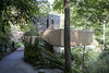 Flintstones-esque (unnamedculprit) Tags: frank lloyd wright fallingwater pennsylvania pa ohiopyle architecture house