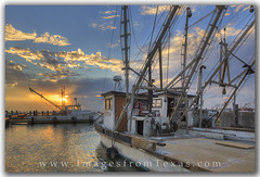 Rockport Harbor Shrimp Boats 24 (robgreebonphotography) Tags: rockportharbor rockportphotos texascoast portaransas aransaspass fulton shrimpboats shrimpboatphotos texasboats texassunrise texasgulf