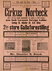 Cirkus Norbeck : 2den store Galla Forestilling (National Library of Norway) Tags: nasjonalbiblioteket nationallibraryofnorway plakater posters sirkus circus cirkusnorbeck chesterhdieck sirkusplakater circusposters