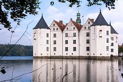 Glücksburg Castle exterior View from South (thomas.kopf) Tags: glücksburg schloss castle