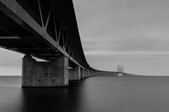 The Bridge (Ben Wicks) Tags: øresund bridge long exposure oresund