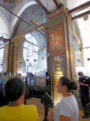 Konya - Mevlana Turbesi, shrine interior (4) (damiandude) Tags: rumi dervish sufi