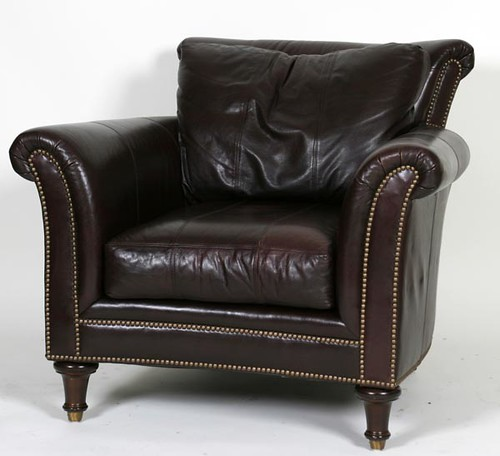 Hickory Hill Club Chair with Ottoman ($420.00)