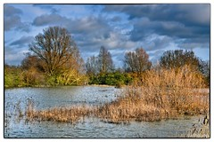 Fen Drayton-016 (John@photosuite) Tags: fendrayton floods lakes water cambridgeshire uk england landscape flood floodplain nikon village