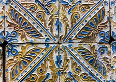 Ornamental old tiles (Eduardo Estllez) Tags: 16thcentury realesalcazares seville sevilla spain andalucia history ancient closeup color decayed tiles tile old pattern wall abstract floral floor background texture ornamental design decoration flower vintage ceramic fabric traditional seamless detail decor art element decorative mosaic tiled ornament house wallpaper architecture antique building style colorful facade square estellez eduardoestellez