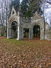 The Arches, Shobdon, Herefordshire (Turbogirlie) Tags: shobdon herefordshire marches hills pools water shobdonarches countryside autumn walking