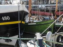 Hafen City Hamburg (ruedigerhey) Tags: hafen city hamburg boote schiffe hafencity hafengeburstag museumsschiffe museumsschiff hafengeburtstag