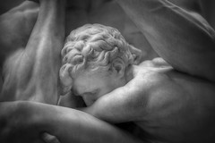 Ugolino (fragment) (Marat Elkanidze) Tags: metropolitanmuseum sculptures jeanbaptistecarpeaux bw