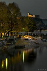 Lungolago Arona 26.10.16-0017 (Maurizio Piazzai) Tags: arona castellodiangera lago lagomaggiore lungolago