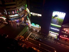 (ChanXe) Tags:  adventure explore iphone5s iphone shadow light road street school scenery view landscape taichung taiwan