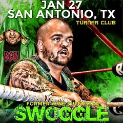 Hornswoggle (River City Wrestling) Tags: wwe tna wwf roh texas nwa wcw lucha ecw san antonio rcw river city wrestling