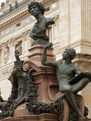 Charles Garnier 1825-1898 (thierrymasson94) Tags: opéragarnier paris france sculpture charlesgarnier 18251898