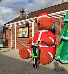Nate (rjgabor) Tags: people children kids nate christmas decorations zoo buffalo ny