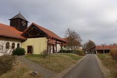 Jugendhaus und Bildungsstätte - 14-Nothelfer-Kapelle