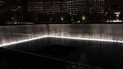 Reflecting Absence 03774 (Omar Omar) Tags: newyork newyorkny newyorknewyork usa usofa etatsunis usono manhattan lowermanhattan worldtradecenter 911memorial 911 september11 september11memorial septiembre11 septembre11 michaelarad peterwalker fountain fuente water waterfalling enmemoria mmorial memorial