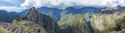 Peru - Inca Trail - Day Four - 09 10 2016