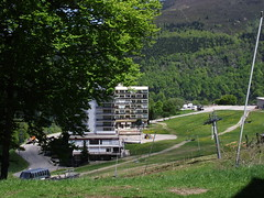 Arige - Mont d'Olmes, ski-resort (Swanesca) Tags: arige montdolmes skiresort summer monsgur pyrenees landscape mountain valley france