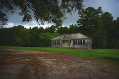 (farenough) Tags: abandoned north carolina nc rural rurex south decay wander explore old house home architecture history photo forgotten school teacher education