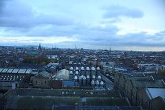 The View of Dublin (yelovet00) Tags: guinnessstout guinness gravitybar dublin ireland guinnessstorehouse