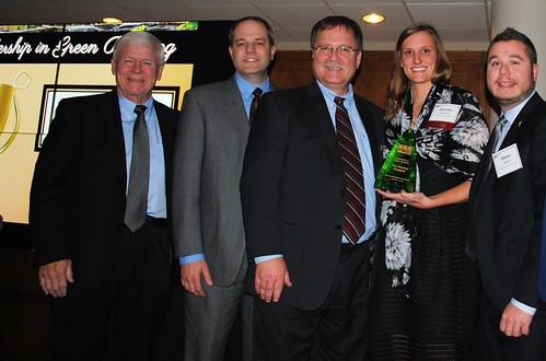 award -- Hershey