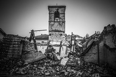 Borgo Sant'Antonio - Visso (MC) (emanuelezallocco) Tags: terremoto visso macerata marche italia