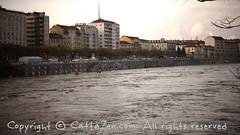 Torino (23) (cattazen.com) Tags: torino alluvione po murazzi esondazione parcodelvalentino pienadelpo cittditorino turin piemonte
