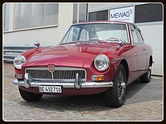 MG MGB GT (v8dub) Tags: mg mgb gt b schweiz suisse switzerland british pkw voiture car wagen worldcars auto automobile automotive old oldtimer oldcar klassik classic collector