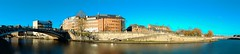 panoramique 312 (Yasmine Hens) Tags: sambre panorama panoramique 180 hensyasmine namur belgium wallonie europa aaa  belgique blgica    belgio  belgia   bel be flickrunitedaward