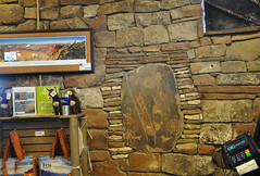 2016 Grand Canyon History Symposium Desert View Watchtower 0471 (Grand Canyon NPS) Tags: grandcanyon historical society 2016symposium desert view watchtower tour hopi artist fred kabotie murals mary colter historic building kiva room pictograph